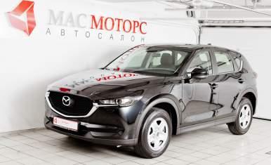 Mazda CX-5 Черный